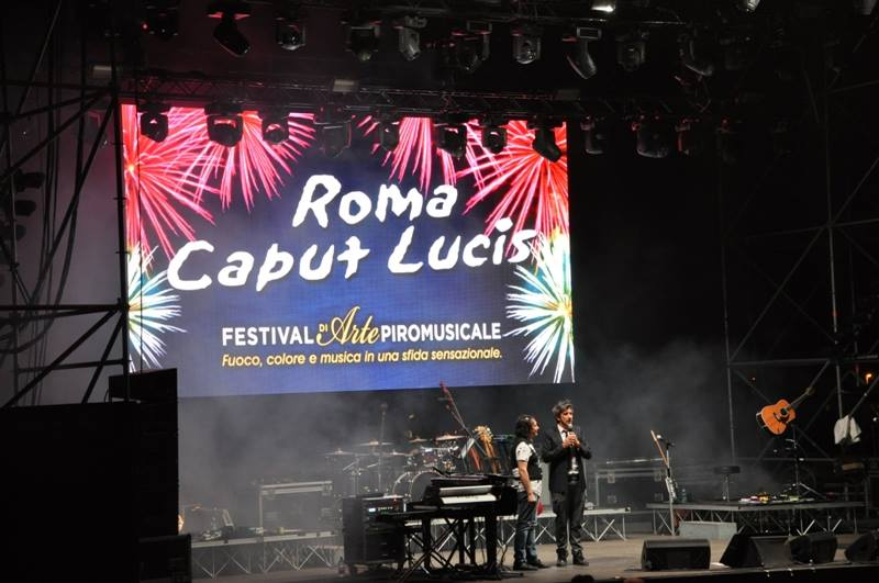 Roma Caput Lucis – Festival Arte Piro Musicale