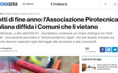31/12/2015 – Verona Sera